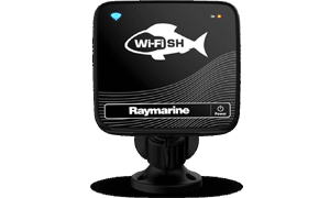 Wi-Fi CHIRP DownVision Sonar For Smartphones and Tablets