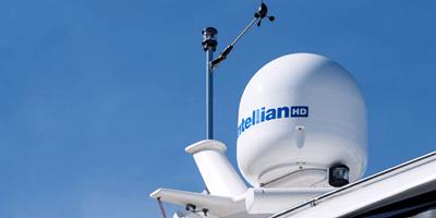 s6HD Intellian Satellite Application