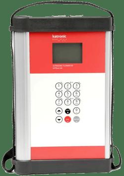KATflow 230, Portable Clamp-On Ultrasonic Flowmeter