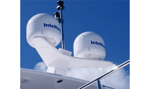 Marine Satellite TV Antenna Type s6HD Intellian Satellite