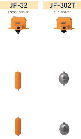 Float Level Switch Parker JF-32 and JF-302T Series
