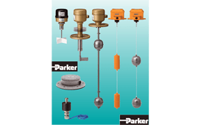 Float Level Switch Parker JF Series