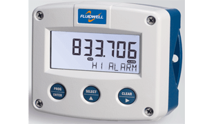 Fluidwell Flow Meters Type F190 Alarm