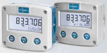 Fluidwell Flow Meters Type F190