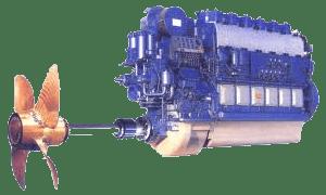 Fungsi dan jenis propeller yang dipakai di kapal