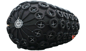 Anti Collision Mooring Inflatable Rubber Fender
