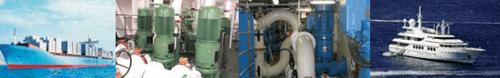 NSL Centrifugal Desmi Pump Application