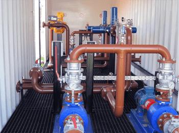 Modular S Centrifugal Pump Installation
