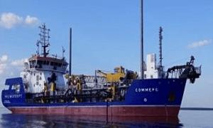 AZOV-BLACK SEA BRANCH ADDS TSHD SOMMERS TO ITS FLEET
