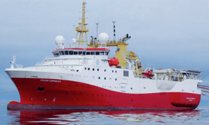 SHELL UPDATING INTERPRETATION OF NORTH SEA PROSPECT FOLLOWING DELIVERY OF NEW SEISMIC DATA