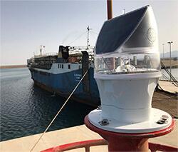 3-5NM+ Solar Marine Lantern (SL-75) Application