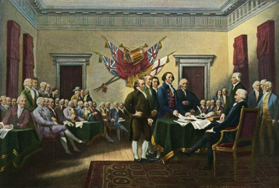 Founders of the United States were members of the Enlightenment