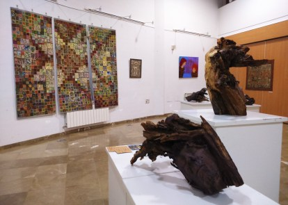 Artists works: Zinaida Dargiene, Noemi Yepes Miñano, Dovile Riebschlager