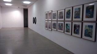 Exhibition hall: Z. Varnauskas