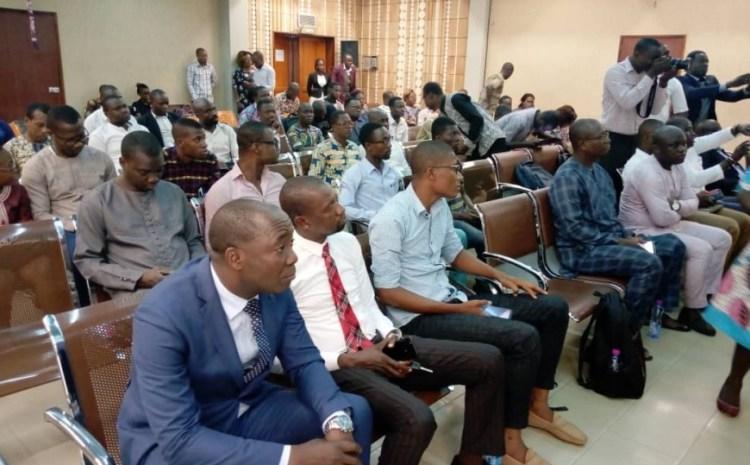 Les Journalistes Togolais au rendez-vous de l'Assurance Maladie.