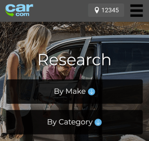 Cars.com,Buying a New Car, in and out of vegas