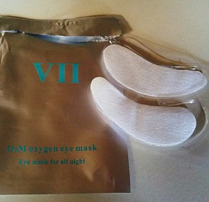 VII Code Eye Masks, In and Out of Vegas, Eye Masks