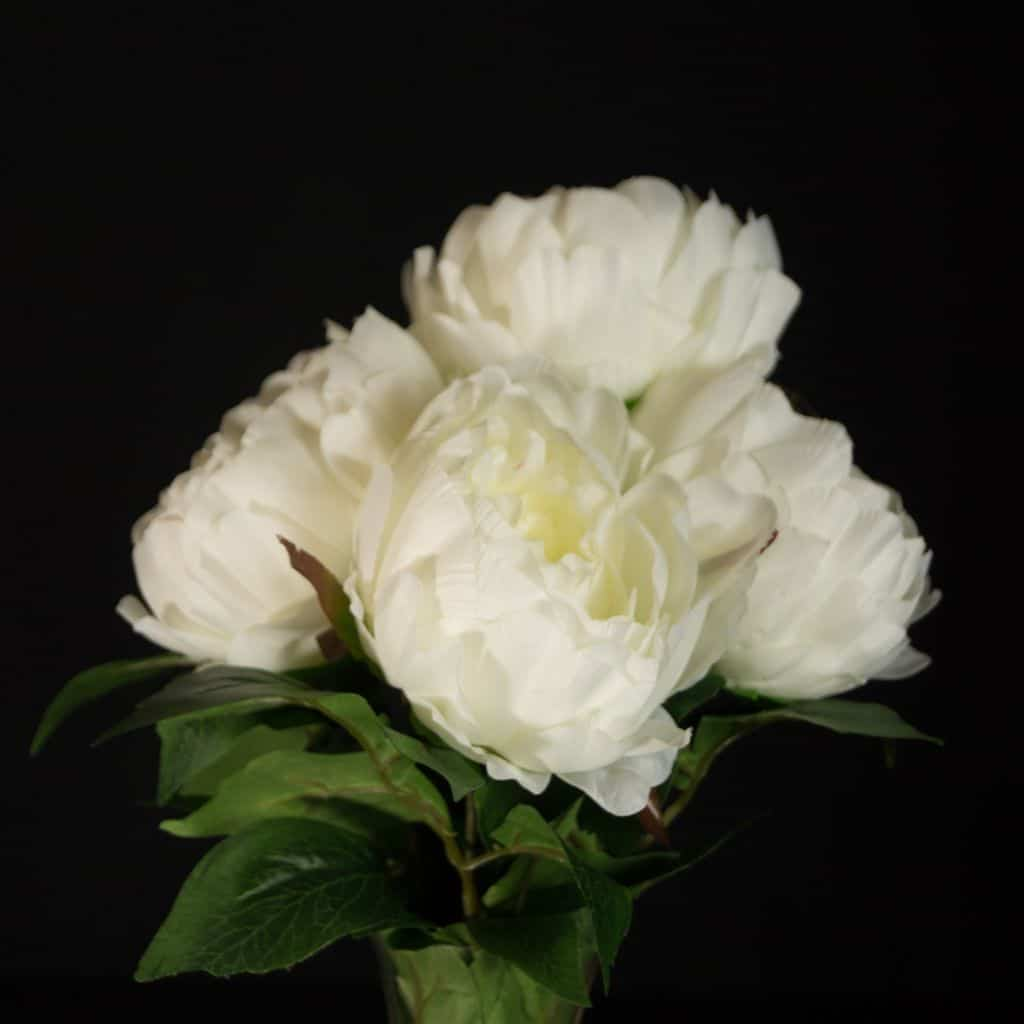 chair covers hire wholesale east yorkshire artificial peony flowers - 5 head   classic flower with stunning blooms
