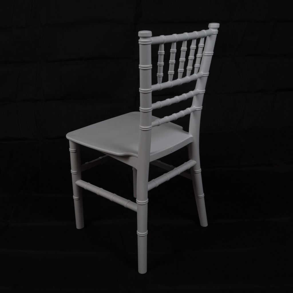 child sized chairs shower transport chair size tiffany the classic chiavari for kids