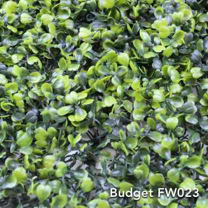 Boxwood Wall Fw023 Budget Panel
