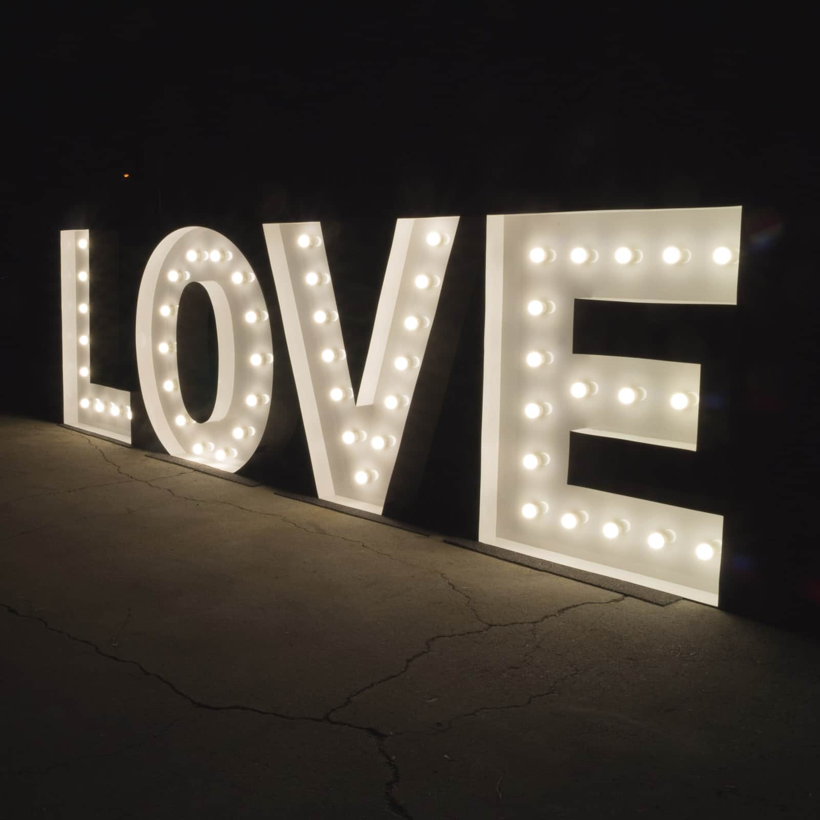 chair covers for hire adelaide wood accent chairs light up letters - stunning 1.2m illuminated marquee love