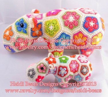 http://www.ravelry.com/patterns/library/happypotamus-the-happy-hippo-crochet-pattern