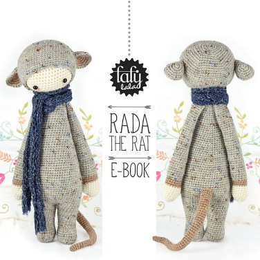 http://www.ravelry.com/patterns/library/rada---lalylala-crochet-pattern-n-ii---rat