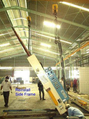 Mesin Hydraulic Press dan Mesin Mechanical Press