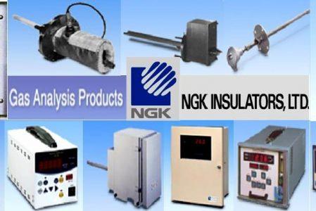Gas Analyzer NGK Oxygen Analyzer