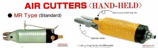 Hand Held Air cutter Cutter Nile Type MR