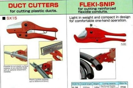 Merry Hand Tools Pipe Cutter