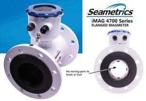 Seametric Magnetic Water Flow Meter