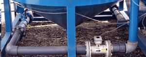 Flow Meter Limbah | Flowmeter air kotor