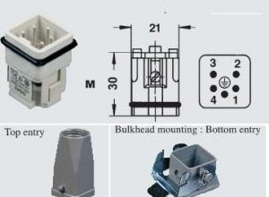 HA Series Electrical Connector