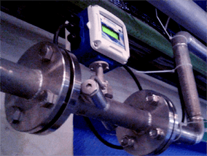 Ultrasonic Flow Meter Application