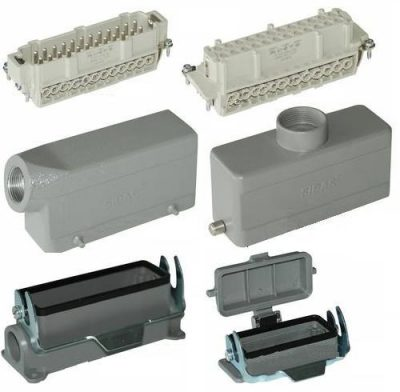 Connector 32 pin, H32A