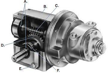 Gast Pneumatic Air Motor
