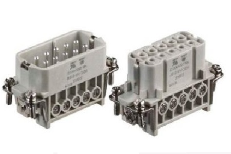 Connector Electric 16 pin H16A