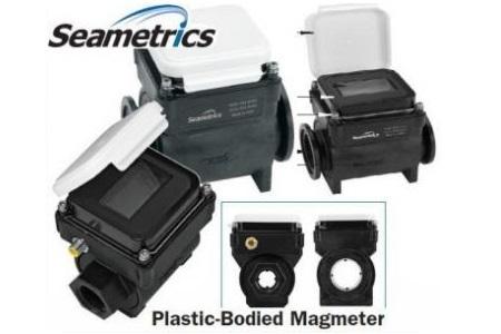 Seametrics Plastic Electromagnetic Flow Meter