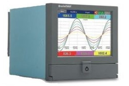 Touch screen Paperless Recorder Brainchild PR30