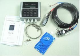 Sitelab sl1168 clamp on ultrasonic flow meter