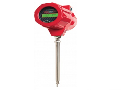 Insertion Gas Flow Sensor MFI