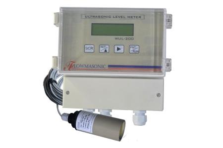Ultrasonic WUL-200 Level Transmitter