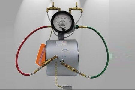 Fire Pump Test Meter GERAND Flow Meter Seri K & G, FM Approved