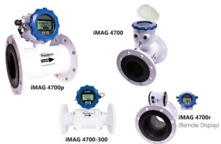 Flow Meter Air Lumpur Electromagnetic
