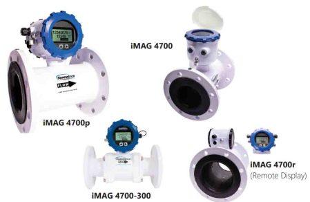 Seametrics iMAG 4700 Series Electromagnetic Flow Meter