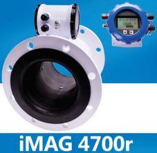 Electromagnetic iMAG Series Flow Meter