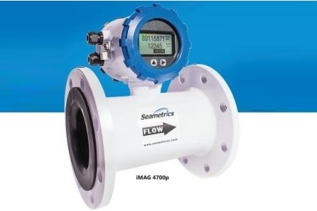 Seametrics iMAG Series Electromagnetic Flow Meter