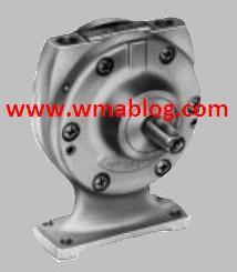 Gast Air Gear Motor 1AM-NRV