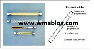 gastec calibration gas